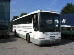 A20 EYC  Hull 31-5-07 (marktriumphman) Tags: volvo plaxton east yorkshire frodingham hull