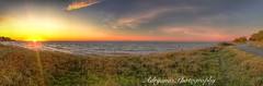 View (adrianabezjak) Tags: outdorrs sky nature balticsea colorsofday colors sundown sun tofta gotland sweden