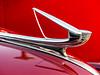1939 Chevrolet Hood Ornement (J Wells S) Tags: 1939chevrolethoodornament emblem logo chrome milfordcruisein cincinnati ohio milford cruisein