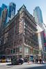 The Knickerbocker Hotel, Times Square (MikePScott) Tags: accommodation buildings builtenvironment camera featureslandmarks hotel knickerbockerhotel newyork newyorkcity nikon28300mmf3556 nikond800 sky taxi timessquare transport usa