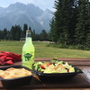 lunch in canmore (jessica wilson {jek in the box}) Tags: aug17 2017 roadtrip eclipsetrip canada lakemoraine goinwiththeagogos