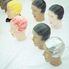 Puces du Canal, Lyon, France (Franck Grenier) Tags: puces flea market heads têtes mannequins oldies lods