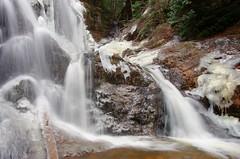Wentworth Waterfalls January Thaw 2018 (kimshand) Tags: waterfalls falls water stream brook winter ice winterbeauty snow ns wentworthvalley wentworth canada