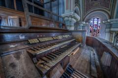 Abandoned Piano (mapimi) Tags: abandoned urbex urbexexploration abandonado piano decay