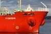 Forbin (das boot 160) Tags: forbin lpg tanker tankers ships sea ship river rivermersey port docks docking dock boats boat mersey merseyshipping maritime