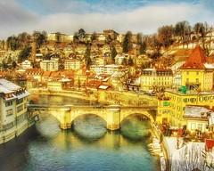The snow is thawing - Bern, Switzerland - 16 January 2009 . . . #bern #berne #switzerland #schweiz #suisse #untertorbrücke #bridge #aare #january #january2009 #january16 #OnThisDay #myswitzerland #travelswitzerland (polnamara) Tags: untertorbrücke travelswitzerland bridge aare january schweiz myswitzerland bern suisse january16 january2009 onthisday switzerland berne