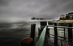 Stormy Weather 2 (C@mera M@n) Tags: financialdistrict fog manhattan ny nyc newyorkcity pier place storm outdoors