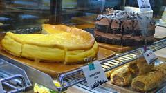 New Lynn, Auckland, New Zealand (Sandy Austin) Tags: sandyaustin westauckland auckland newlynn northisland newzealand food cheesecake café shakyisles panasoniclumixdmcfz70