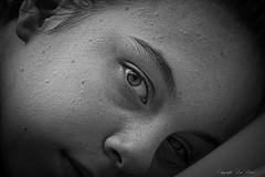 Joyce_B&W_2433 (lucbarre) Tags: joyce noirblanc bw portrait portaits enfant visage