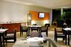 TV in the lounge (A. Wee) Tags: bali indonesia 巴厘岛 印尼 hilton resort hotel 希尔顿 酒店 executive lounge