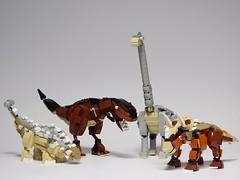 LEGO Dinosaurs (LuisPG2015) Tags: