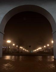 _MG_3245.CR2 (jalexartis) Tags: fayetteville fayettevillenc fayettevillenorthcarolina fog foggy foggymorning downtownfayetteville downtown personstreet markethouse