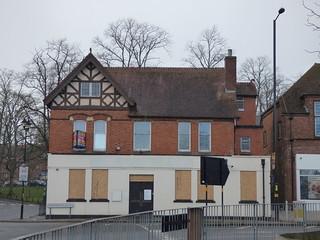 Former Lloyds Bank - Pershore Road South, Kings Norton