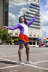 Bloco das Montadas • 11/02/2018 • Brasília (DF) (midianinja) Tags: carnaval otros carnavales bloco lgbt diversidade montadas montada drag drags queer trans bi festa brasília df brasil