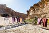 Tamerza (GavinZ) Tags: tozeur tunisia desert travel canyon tamerza scarf shop