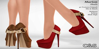 Chic&Shoes Marion Heels