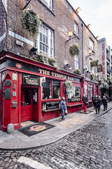 The Temple (Chris B70D) Tags: dublin ireland 2015 study trip city break holiday architecture buildings photo edit raw canon 70d travel travelling traveler explore europe architect trinity college guinness storehouse temple bar irish streets view light day night sky focus throwback late