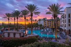 Fairmont Princess Scottsdale Sunset (www.mikereidphotography.com) Tags: sunrise sunset scottsdale phoenix fairmont hotel resort