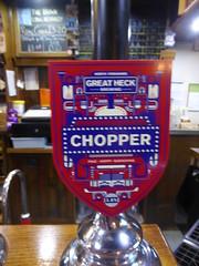 Pump clip (feroequineologist) Tags: pumpclip pub beer