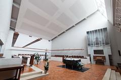 BELLOC-211 (MMARCZYK) Tags: france pays basque pyrénéesatlantiques nouvelleaquitaine belloc abbaye abbatiale opactwo benedictin architecture modernisme brutalisme 1969 64