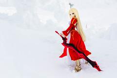 雪の迷宮に迷い込んで (nicoloco) Tags: dd saber snow mountain winter