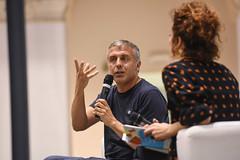 Guido Marangoni Fiera delle Parole 2017 Padova
