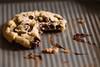 Chocolate Chip Mess (runrgrl661) Tags: cookie chocolate nikond500