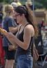 Keeping Score (Scott 97006) Tags: woman female lady judge judging cute