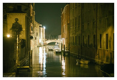 Moored for the evening (bigbluewolf) Tags: venice italy nikon d750 venezia venetian