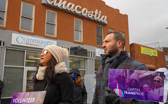 2018.01.15 Martin Luther King, Jr. Holiday Parade, Anacostia, Washington, DC USA 2350