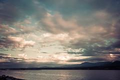 Ediz Hook looking South East towards Seattle (CORDAN) Tags: portangeleswa edizhook harbor thespit thehook dmyers nikon d500 sigma1020mm portangeleswaharbor straitofjuandefuca bluesky seagulls beach