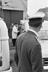 1970 Nov-Dec 068 (R. W. Rynerson) Tags: polizei mülheim germany deutschland frg ruhr emergency 1970 ambulance police
