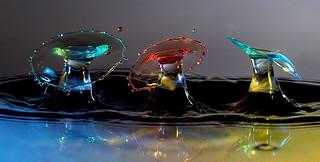 Balancing the dishes,...