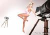 flimsy in pink   (2) (Poppys_Second_Life) Tags: picsbyⓟⓞⓟⓟⓨ popi popisadventuresin2l popikone popikonesadventuresin2l poppy sl secondlife virtualphotography flimsy floaty skimpy portrait portraiture