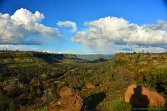 "ButteCreekCanyon_03 (DonBantumPhotography.com) Tags: landscapes nature sky clouds grasses trees canyon ""donbantumphotographycom"" ""donbantumcom"" ""nikon d800"" afs nikkor 28300mm 13556g ed vr"""