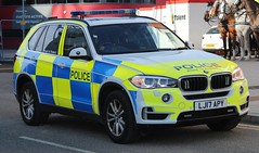 LJ17 APY (Ben Hopson) Tags: northumbria police bmw x5 30d 2017 arv armed response vehicle parked sol stadium light safc mfc sunderland middlesborough derby northeast anpr automatic number plate recognition camera lj17 lj17apy