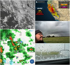 Thunderstorms Erupt Around California (3-3-2018) #84 (54StorminWillyGJ54) Tags: californiarain californiathunderstorms thunderstorm thunderstorms storms storm winter2018 march2018 weneedrain stormyweather stormchasing stormchaser tstorms stormchasers severeweather