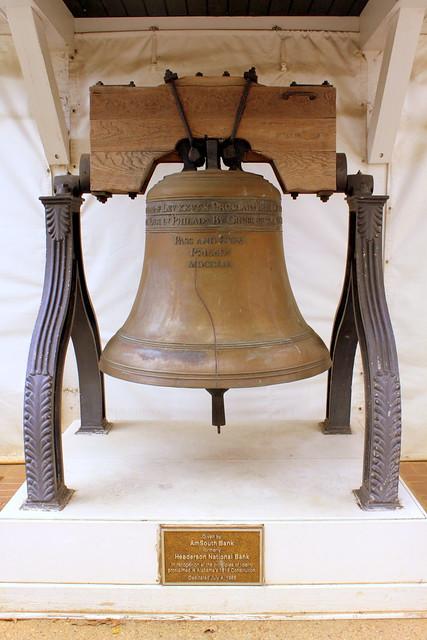 Replica Liberty Bell - Huntsville, AL