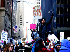 American (kirstiecat) Tags: realmente america illinois daca dreamers savedaca makefeminismintersectional street chicago canon protest liberal progressive women womensmarch womensrights humanrights thisiswhatdemocracylookslike thepeopleunitedwillneverbedefeated thepeopleunitedwillneverbedivided resist resistfascism impeachtrump trumpmustgo notrumpnokkknoracistusa people protestors signs plannedparenthood mycountrymyvoice nohumanisillegal iamawomanhearmeresist dissentingispatriotic