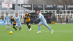 Cray Wanderers 1 Lewes 2 20 01 2018-105.jpg (jamesboyes) Tags: lewes cray bromley football bostik isthmian fa soccer action goal game celebrate celebration sport athlete footballer canon dslr