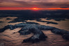 Washington_Mountains_Sunset_Flying_1 (Zero State Reflex) Tags: washington pnw mountains sunset clouds flying aerialphotography photography canon 5dmark3 landscape landscapephotography