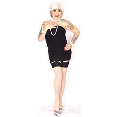 home17176 (Ann Drogyny) Tags: shoes legs heels crossdress crossdresser crossdressing cd tv tg ts transvestite transgender transsexual tranny tgirl glamour pinup mature cute sexy stockings nylons suspenders garters