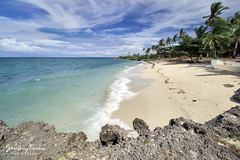 Virgin Island's Northwestern Beach (engrjpleo) Tags: virginisland silionisland santafe bantayanisland cebu centralvisayas philippines beach landscape rock sea seascape water waterscape cloud seaside shore sand coast outdoor
