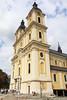 Assumption Cathedral, Kalocsa, Hungary, 2017 (travfotos) Tags: baroquearchitecture baroquecathedral baroquechurch assumptioncathedral archbishopscathedral belltower kalocsacathedral catholicchurch catholiccathedral kalocsa hungary