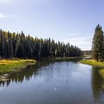 Waskesiu River, Prince Albert National Park thumbnail