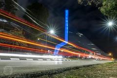 Speed!! (tomicio) Tags: madrid rivasvaciamadrid nocturna canong5x longexposure nightshoot greatphotographers