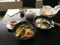 Sanxia Renjia Chinese Restaurant, 36 Deptford Broadway, London SE8 4PQ (droolworthy) Tags: 三峡人家 水饺 sanxiarenjia deptford dumplings 麻辣 排骨 汤面 noodles chinesefood sichuanfood spareribs 好食 好味