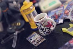 tokidoki coffee mug (kinmegami) Tags: rement geek coffee miniature doll barbie 16 pokemon megahouse french press