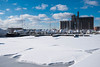Winter Harbour (dunescape) Tags: toronto harbourfront snow ice boats