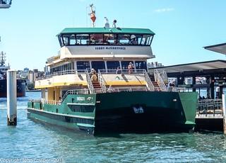 Sydney Ferries - MV Emerald 6 (aka